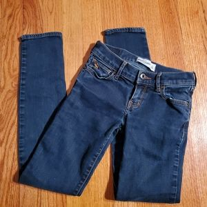 ABERCROMBIE Kids Girls Size 10 Skinny Jeans Denim
